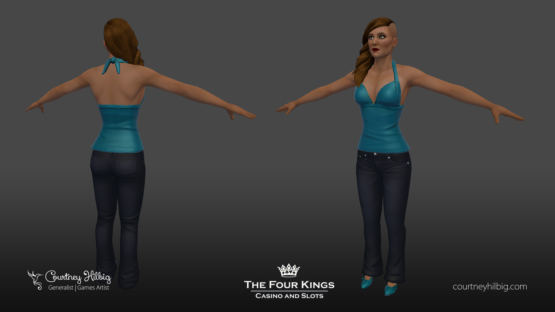 Female Avatar Clothing