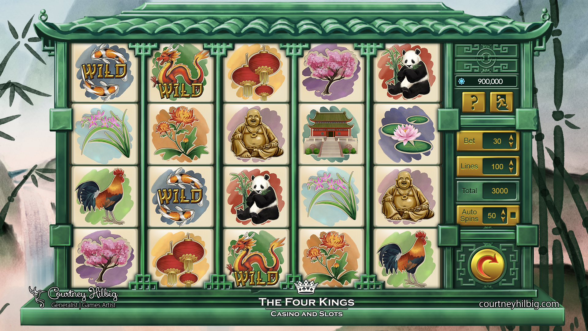 Winds of Fortune Slots